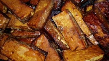 Braised Hodo Tofu